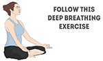 Follow This Deep Breathing Exercise