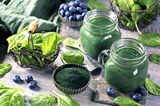 Greens and Superfoods